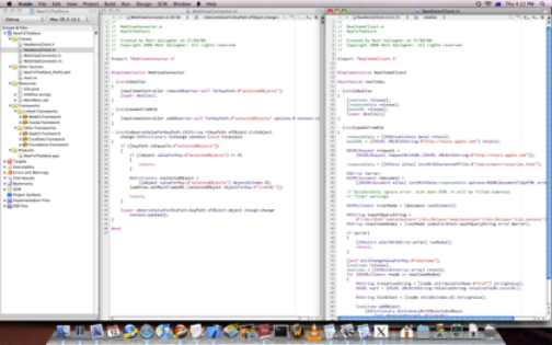 Scripted Window Management In Xcode